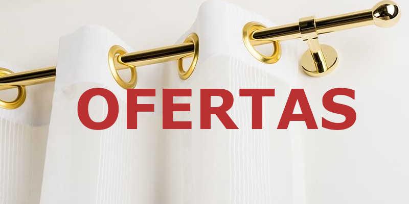 ofertas de barras de cortinas Barrasdecortina, manomano, cortinajoven, elcorteingles, donurmy, modregohogar, bauhaus,